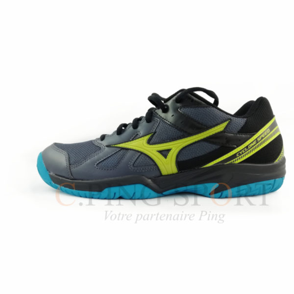 Mizuno Cyclone Speed H Noir Jaune