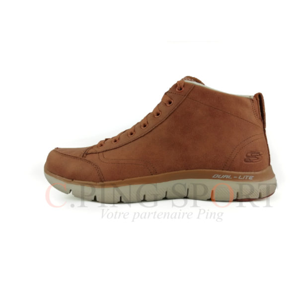 Skechers Flex Appeal 2.0 Warm Wishes F Marron