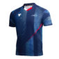 Maillot officiel equipe de france ping pong victas